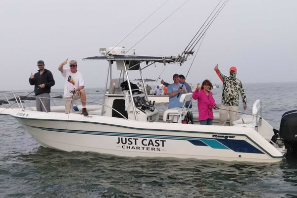 Fishing Charters in Galveston TX