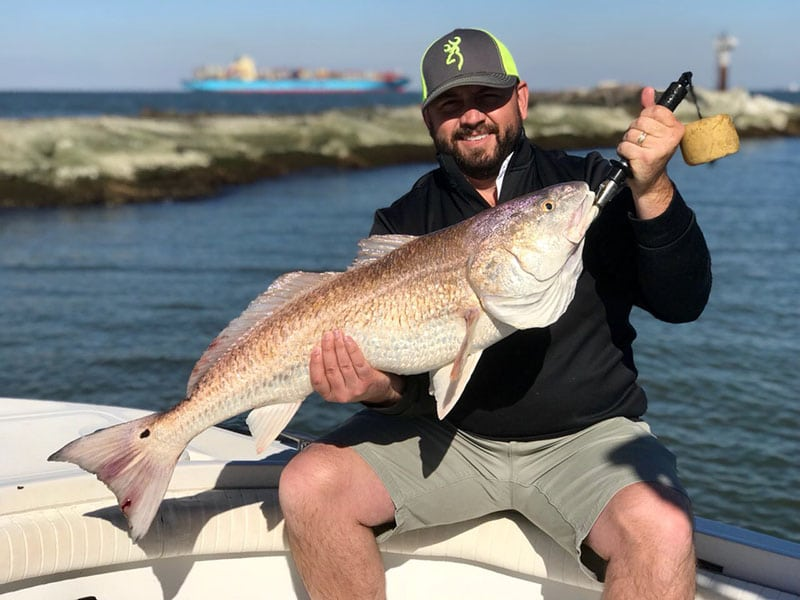 Fall Fishing Charters in Galveston TX