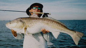 Redfish Fishing Charter in Galveston TX