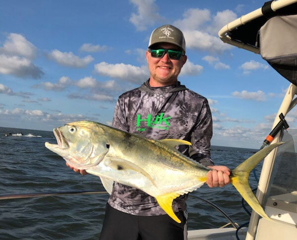 Winter Fishing in the Texas Gulf Coast